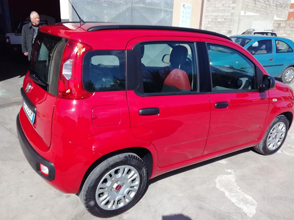 <b>Fiat panda (lavoro ultimato)<b />